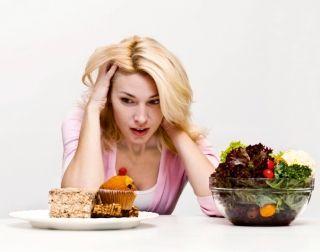 Что делать, если сорвалась с диеты и наелась? Оставить панику