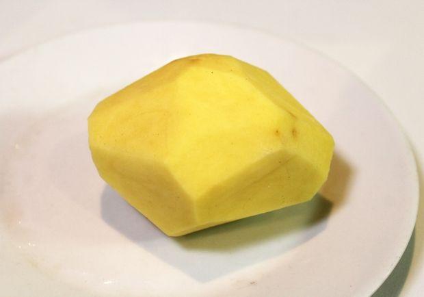 Маска для лица из сырого картофеля. Природа всегда поможет