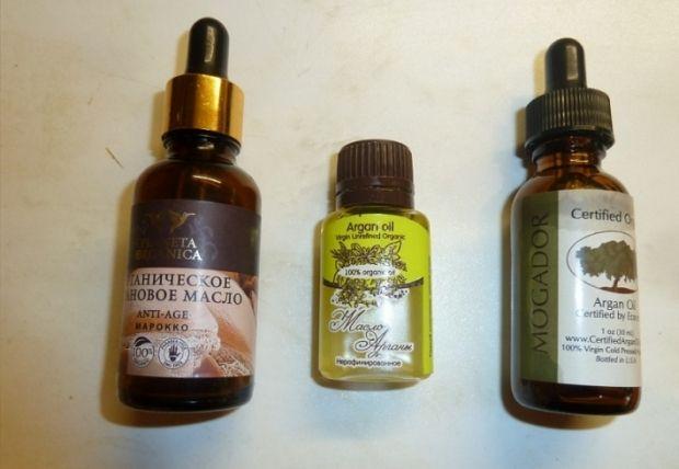 Применение арганового масла для волос. Все о главном