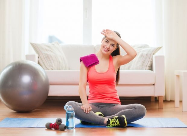 Зарядка по утрам для похудения. Важная составляющая идеального веса