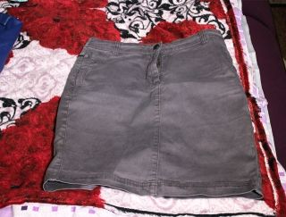 С чем носить серую юбку? Классика или отсутствие вкуса?