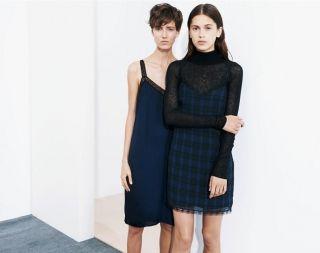 С чем носить платья в бельевом стиле? Уместные цвета