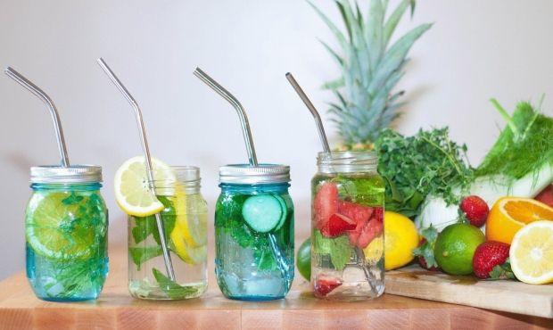 Дренажные напитки для похудения в домашних условиях. 7 рецептов и советы
