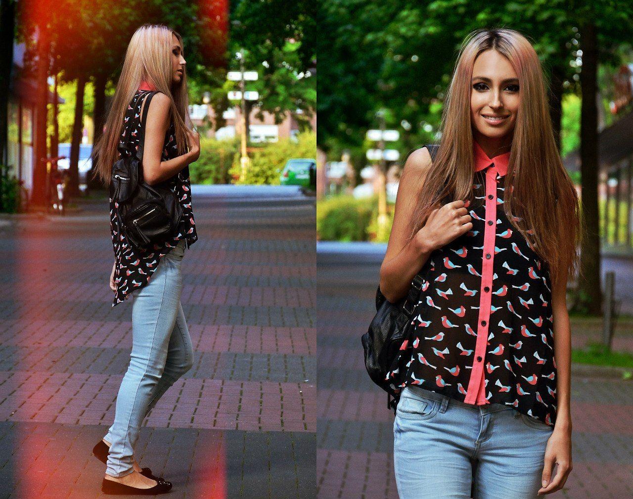 Девушка с длинными ресницами фото