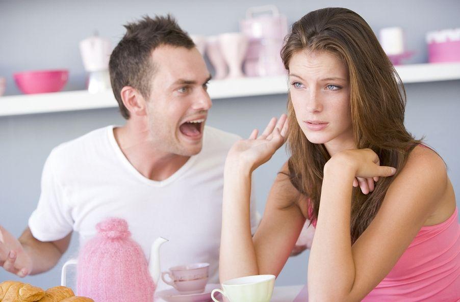 Постоянно ругаемся с мужем: что делать? Как улучшить отношения?