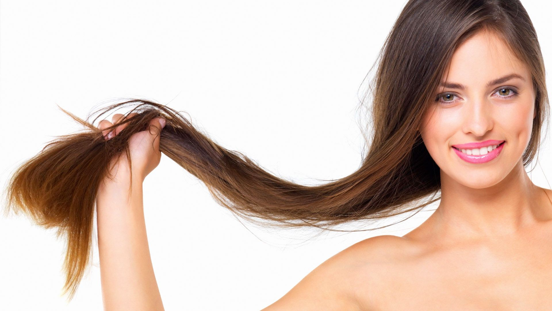 Чтоб волосы блестели в домашних условиях