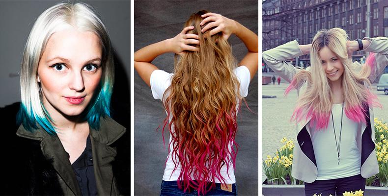 Покрась волосы в домашних условиях тоником 386