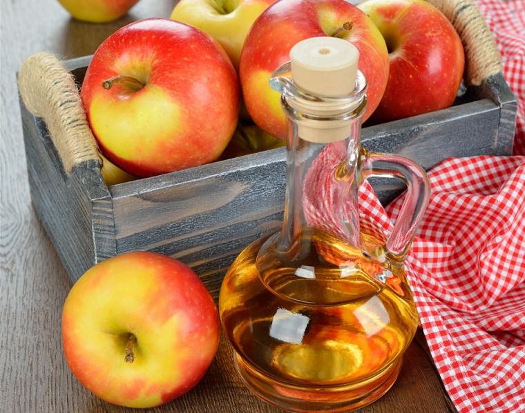 Как похудеть помощью яблочного уксуса