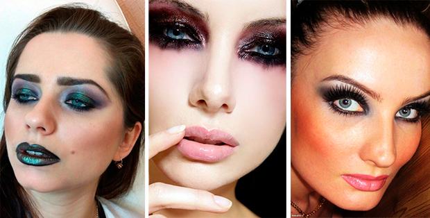 Как сделать макияж смоки айс в домашних условиях? Правильная техника