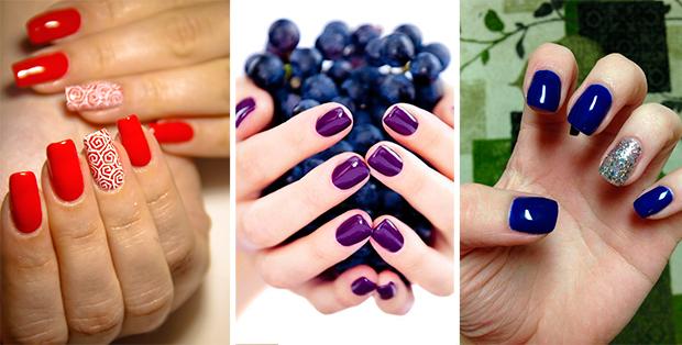 Как красить ногти шеллаком в домашних условиях? Экономим на салонах