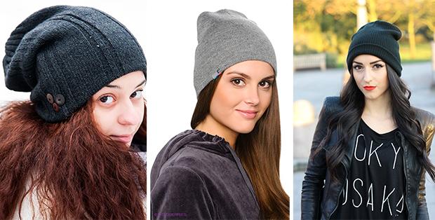 Как носить шапку-носок девушкам? Стиль и внимание