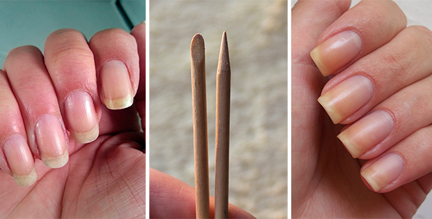 Маникюр на короткие ногти своими руками