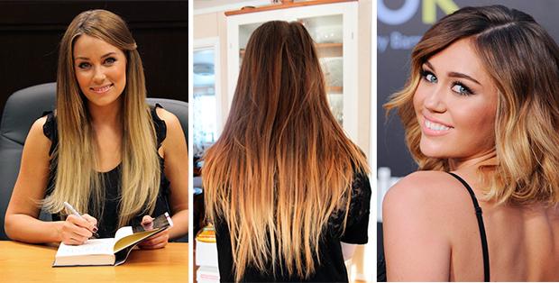 Осветлить на несколько тонов волосы в домашних условиях