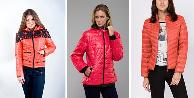 С чем носить коралловую куртку? Стиль и вкус