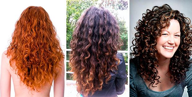 Как ухаживать за вьющимися волосами? Правильные меры