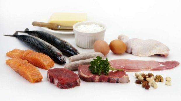 Подробное меню белкового питания (продукты для похудения). Эффект на лицо