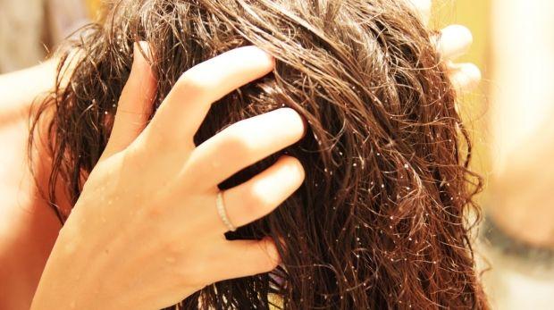 Солевая маска для волос. Универсальная помощь волосам