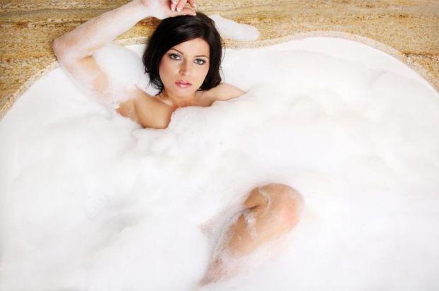 Как сделать много пены в ванне? Пара советов