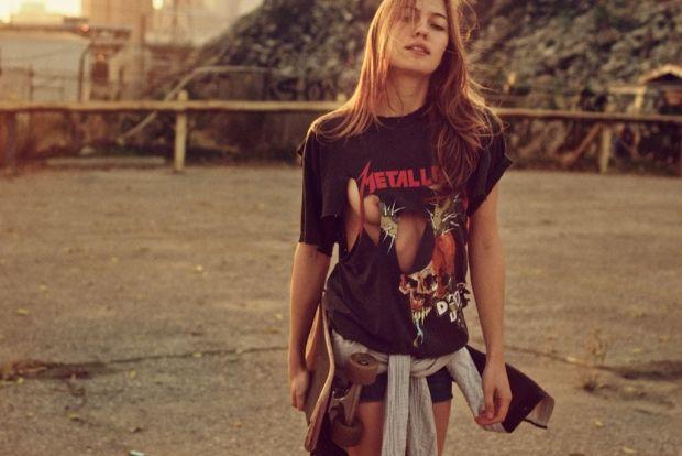 Стиль рок-н-рол в одежде. Как нужно одеваться