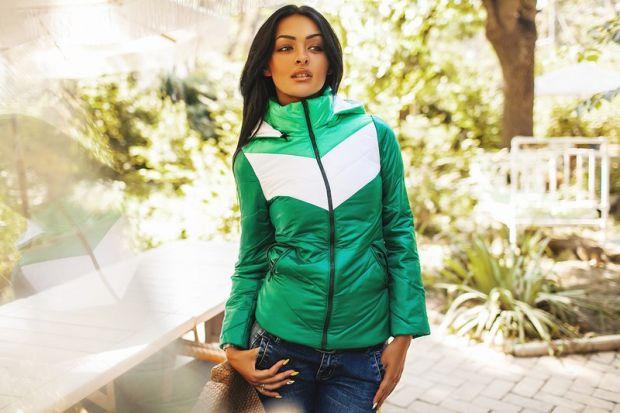 С чем носить зеленую куртку? Изысканный образ на каждый день