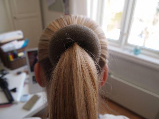 Как пользоваться бубликом для волос? Практические советы
