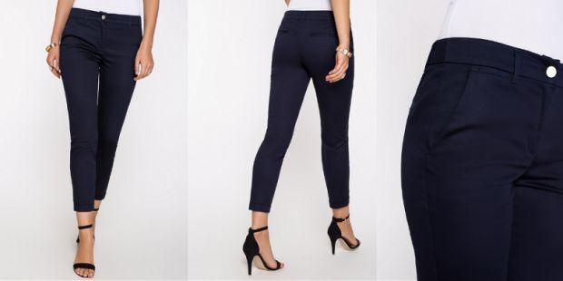 С чем носить укороченные женские брюки? Варианты цветов и фасонов