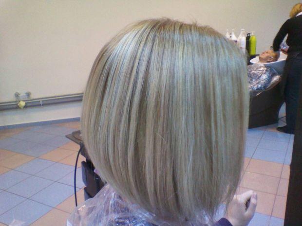 Техника выполнения брондирования волос. Делаем правильно, избегая ошибок