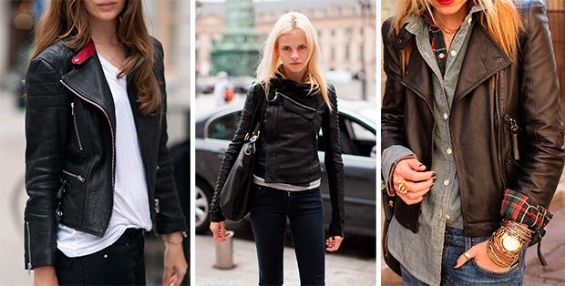 С чем носить косуху девушке? Привлекательный и дерзкий стиль