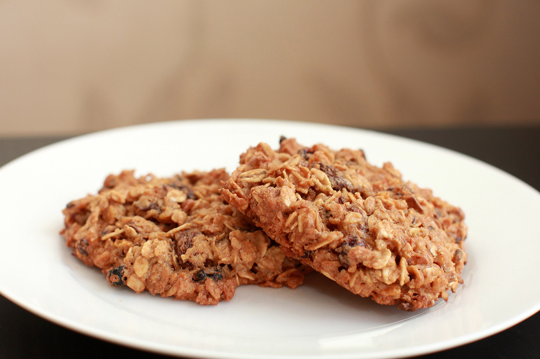 Диетическое овсяное печенье из овсяных хлопьев рецепты
