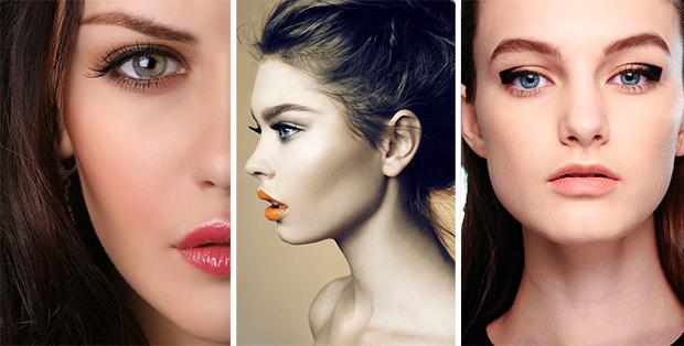 Как сделать визуально тонкий нос 65