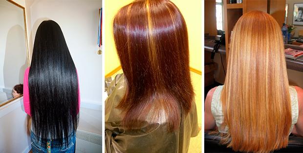 Ламинирование волос в домашних условиях средствами