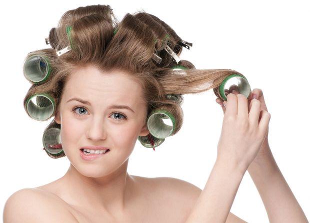 Какие бигуди лучше для средних волос? Рассматриваем все виды
