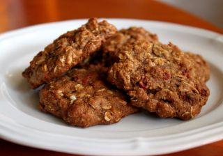 Рецепт диетических овсяных печений. Вкусная диета