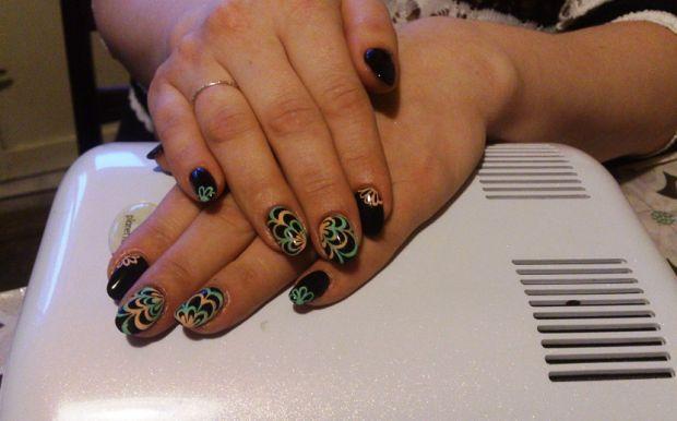 Как сделать бархатный песок на ногтях? Красивый маникюр