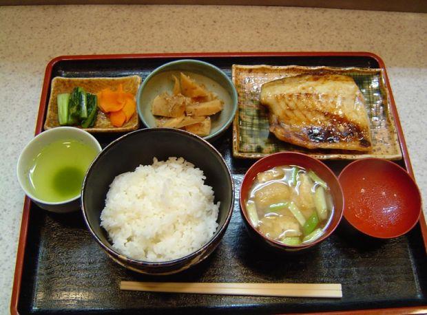 японские завтраки рецепты-хв7