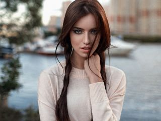 Шатенка - это какой цвет волос? Особенности и преимущества