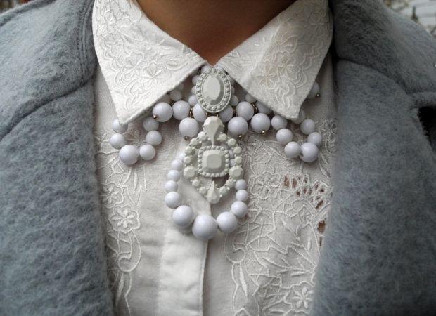 Какие украшения, с каким вырезом носить? Практические советы