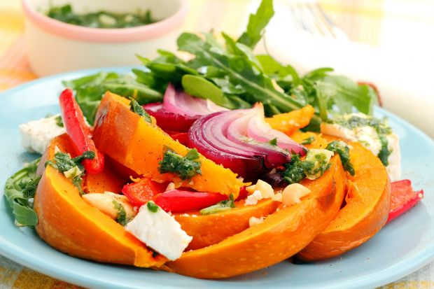 Салат из тыквы для похудения. Действенные рецепты