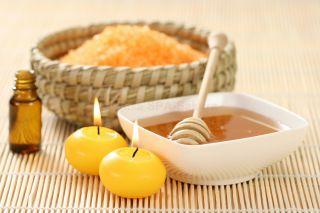 Маска с медом и солью для лица. Оцени ее эффективность